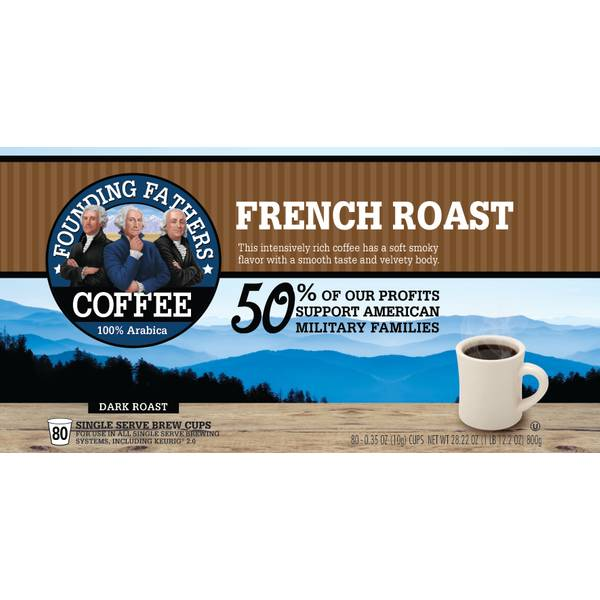 French Roast Coffee K-Cups