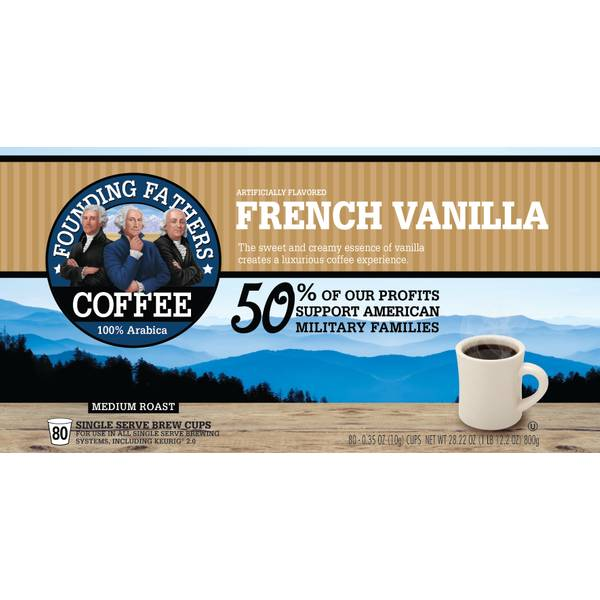 French Vanilla Coffee K-Cups