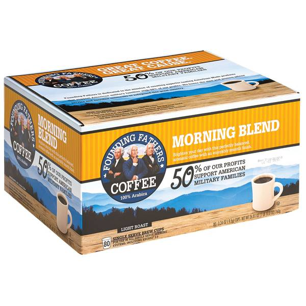 Morning Blend Coffee K-Cups