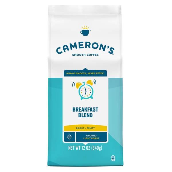 Breakfast Blend Ground Coffee