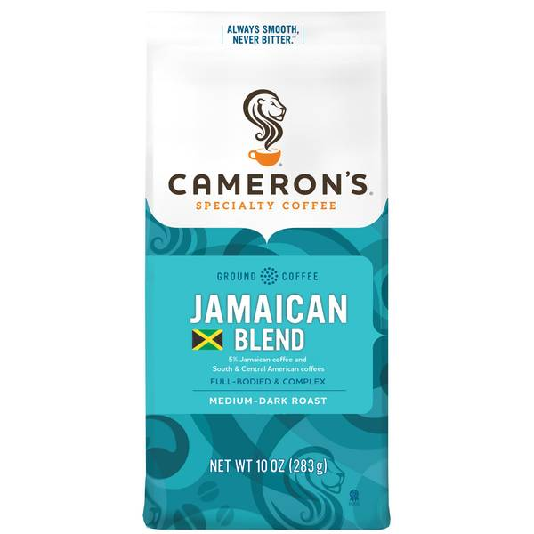 Jamaica Blue Mountain Blend Medium Dark Roast