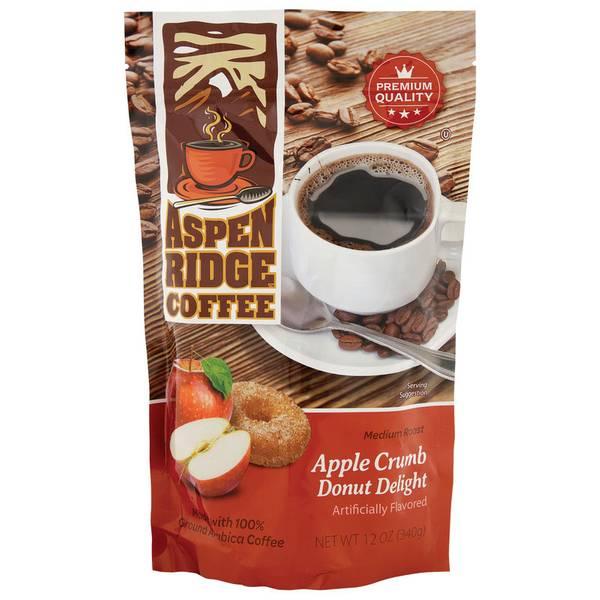Apple Crumb Donut Medium Roast Coffee