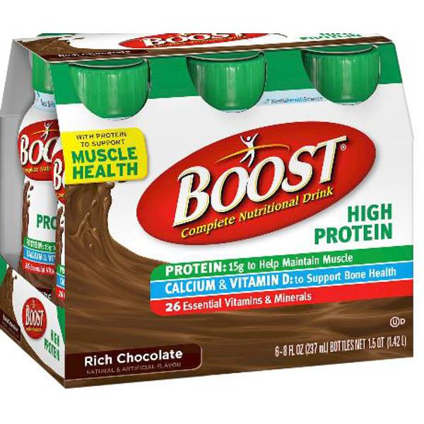 High Protein Gluten-Free Nutritional Drink