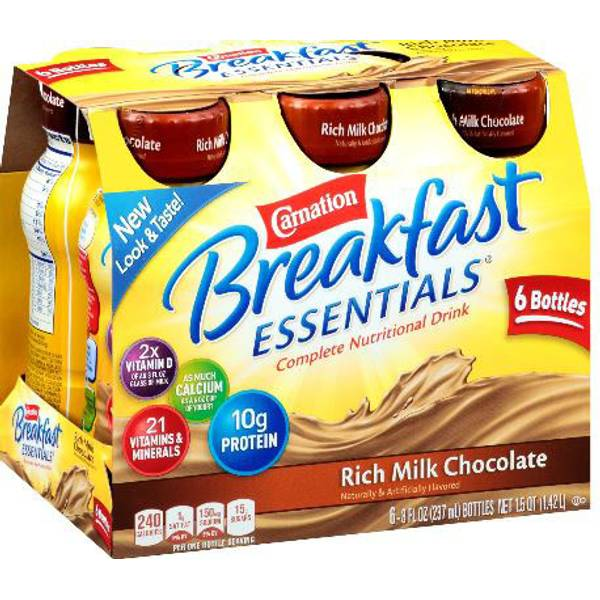 Breakfast Essentials Nutritional Flavored Drink
