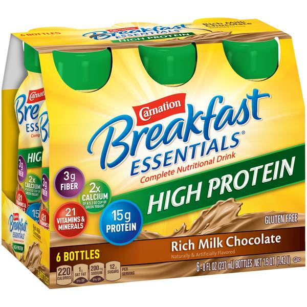 Breakfast Essentials High Protein Drink