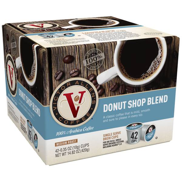 Donut Shop Blend Coffee