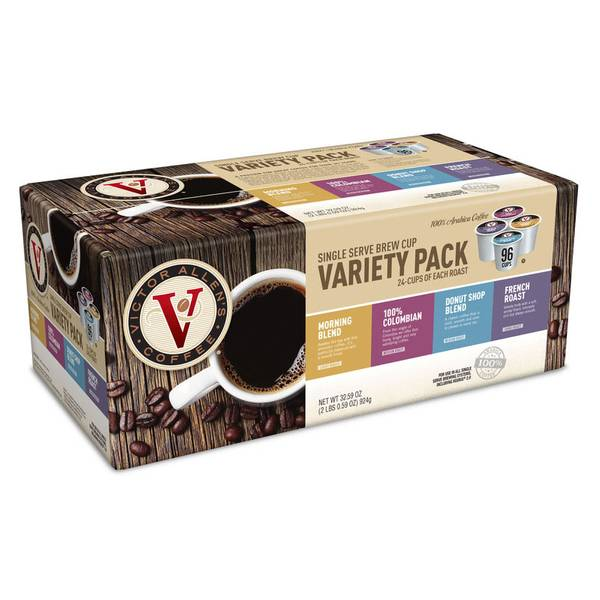 96 Count Coffee Variety Pack