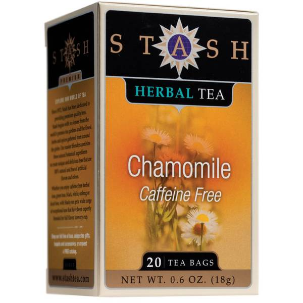 Chamomile Caffeine Free Herbal Tea