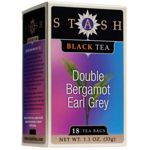 Double Bergamot Earl Grey