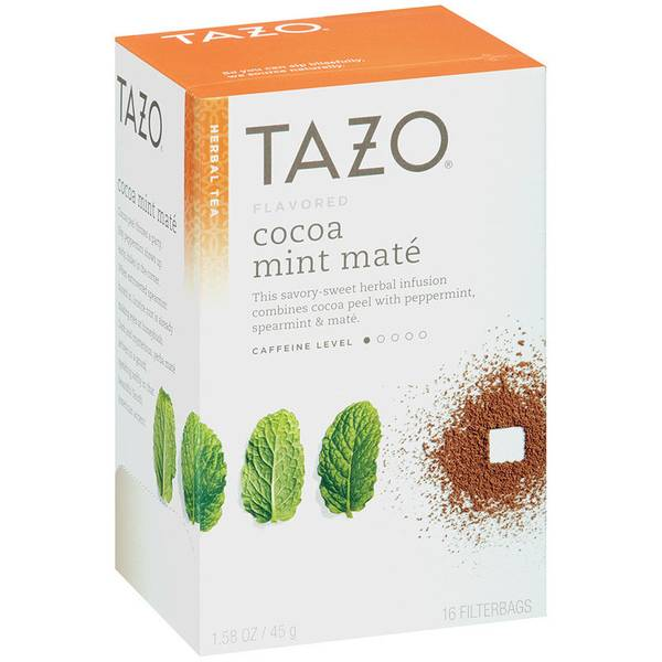 Cocoa Mint Mate Tea