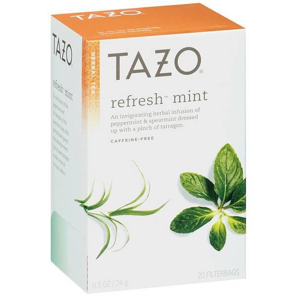 Refresh Mint Tea