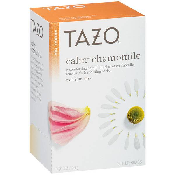 Calm Chamomile Tea