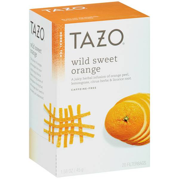 Wild Sweet Orange Tea