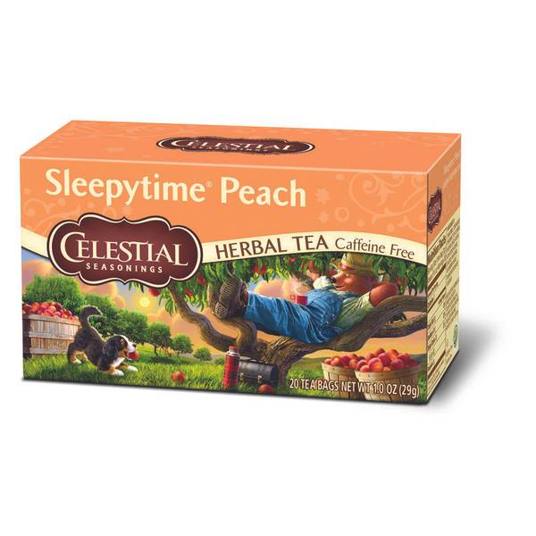 Sleepytime Peach Tea