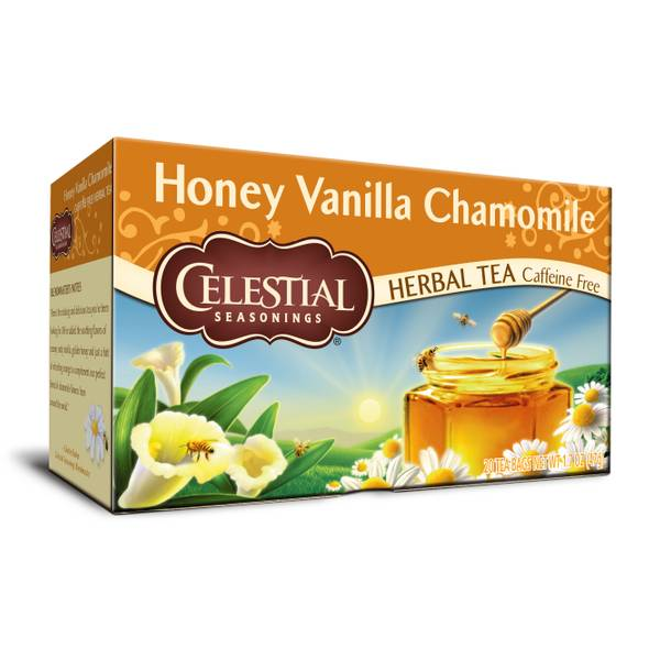 Honey Vanilla Chamomile Herbal Tea