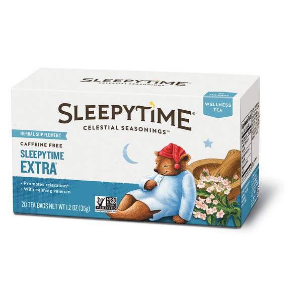 Sleepytime Extra Well Tea