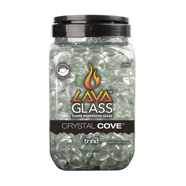 Crystal Cove Lava Glass
