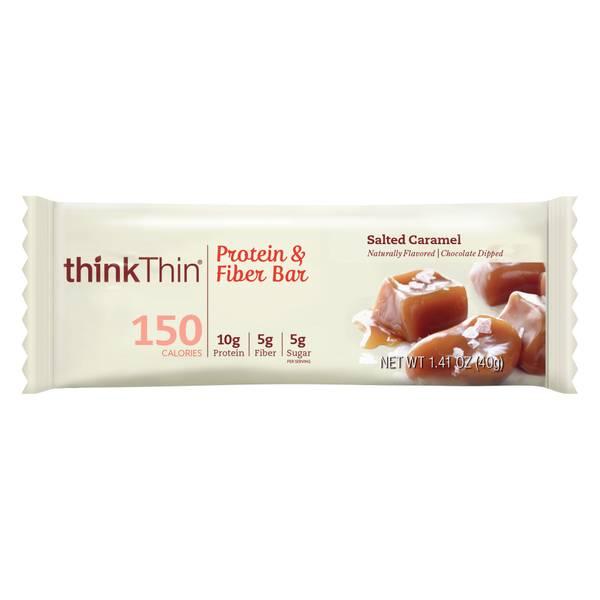 Salted Caramel Lean Protein & Fiber Bar