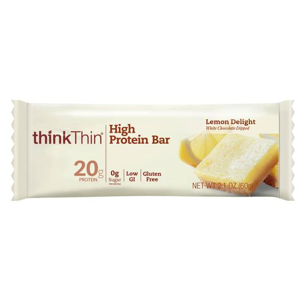 Lemon Delight High Protein Bar