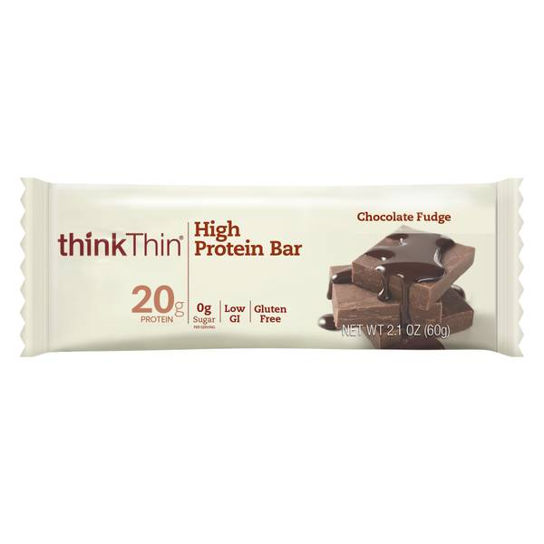 Chocolate Fudge High Protein Bar