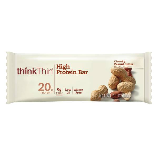 Chunky Peanut Butter High Protein Bar
