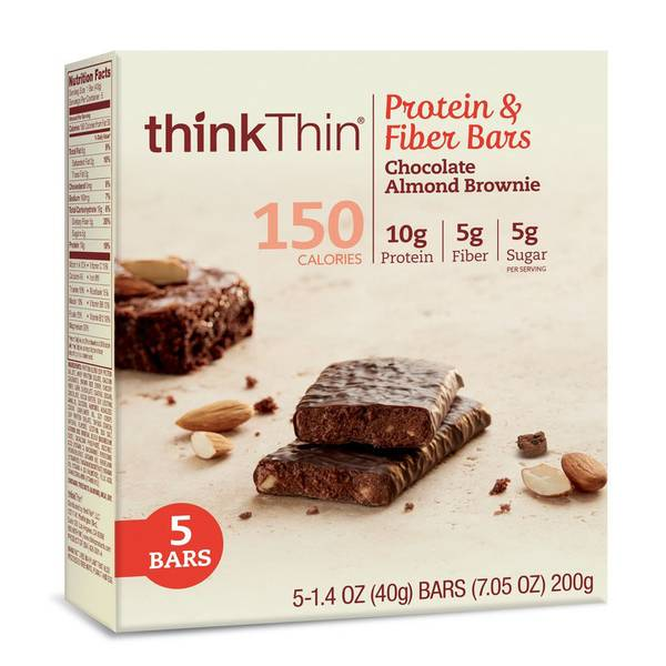 Lean Protein & Fiber Bars