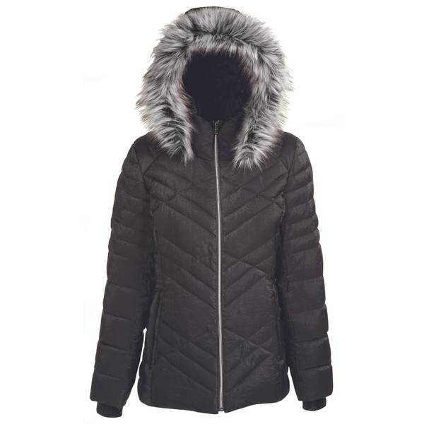 Colleen Hooded Puffer Jacket
