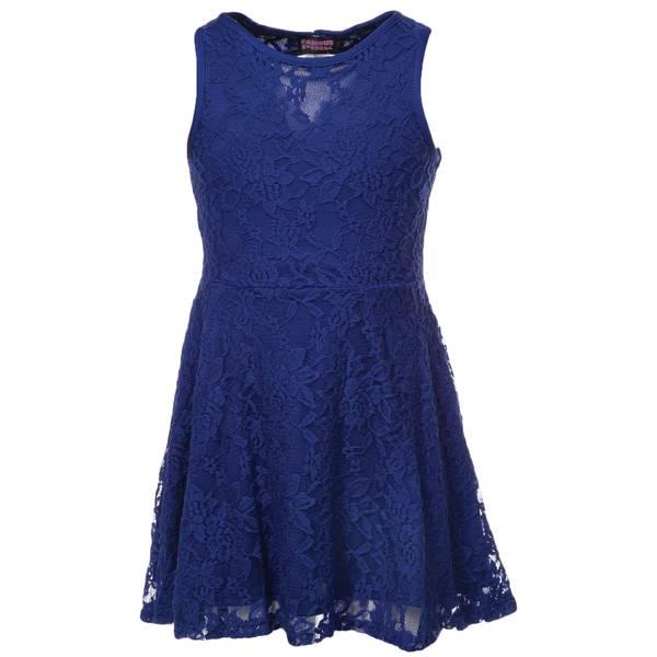 Big Girls' Lace Skater Dress