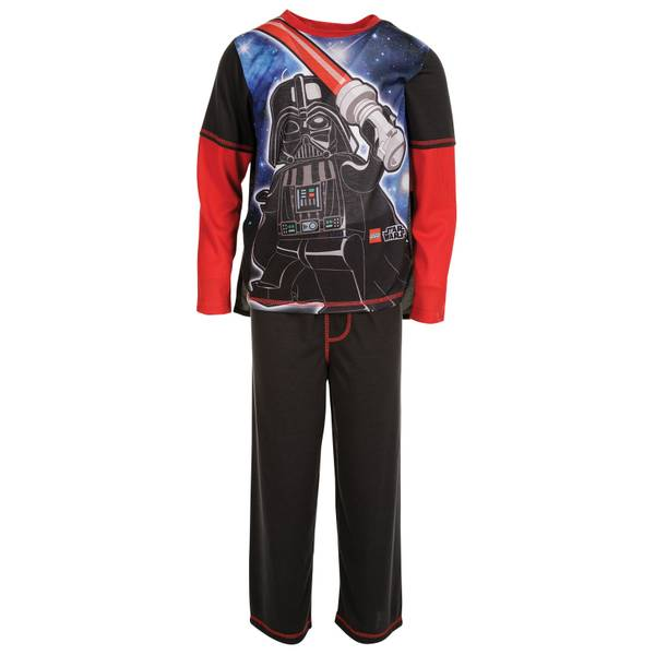 Boys' 2-Piece Lego Star Wars Pajamas