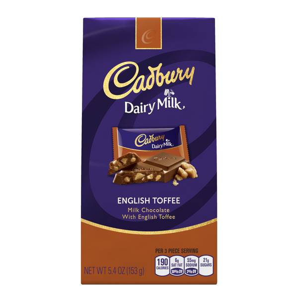 DAIRY MILK English Toffee