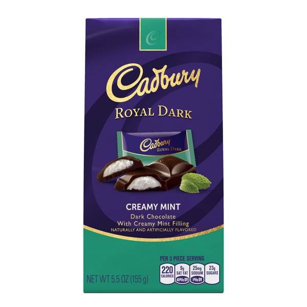 ROYAL DARK Creamy Mint