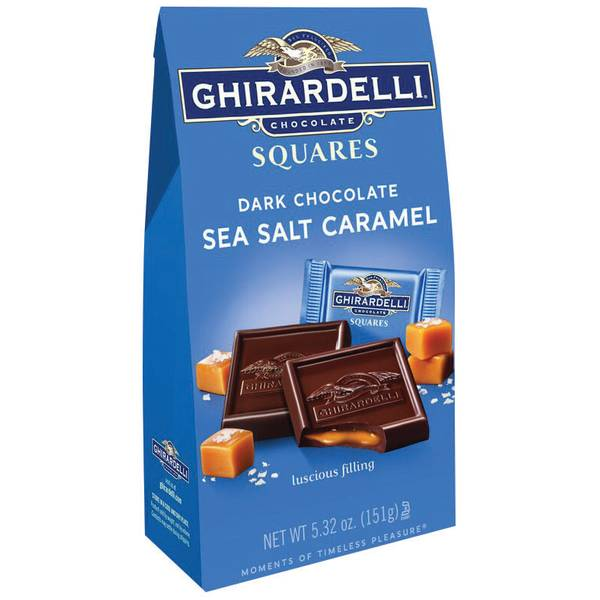 Dark & Sea Salt Caramel