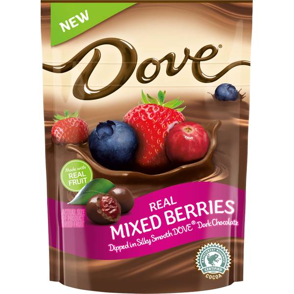 Real Mixed Berries Chocolates