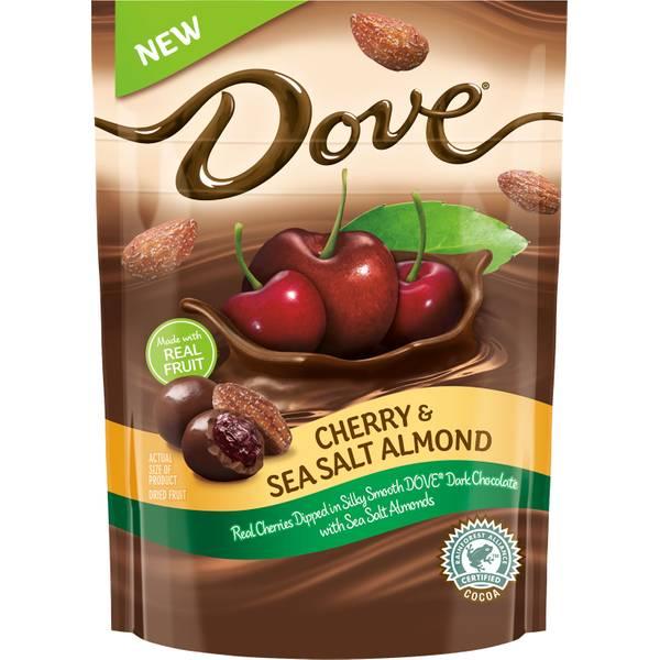 Cherry & Sea Salt Almond Chocolates