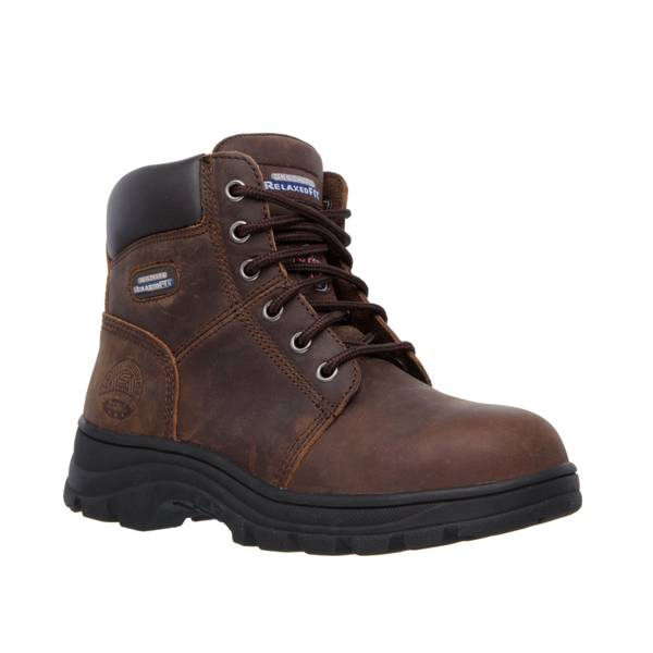 Women's Workshire Steel Toe Work Boot