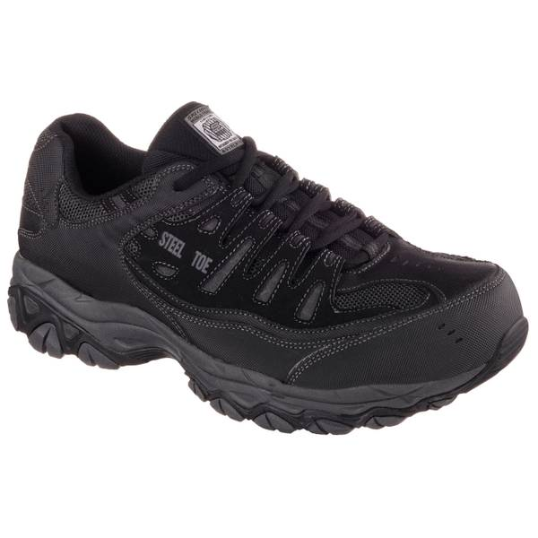 Men's Relaxed Fit Crankton Steel Toe Shoe