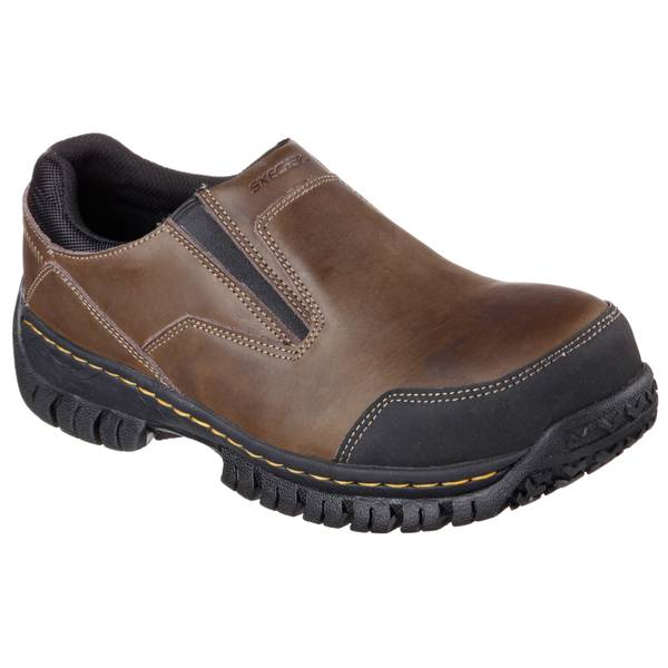 Men's Hartan Slip-On Steel Toe Work Shoe