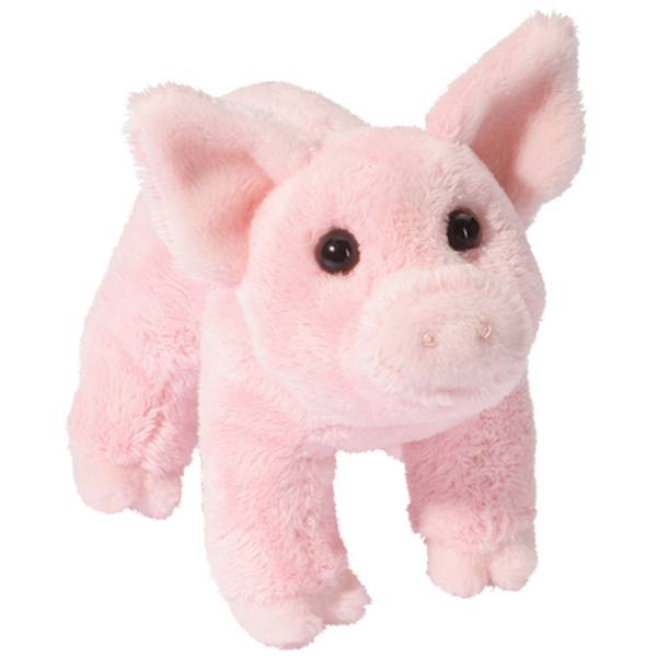 Buttons Pig Plush