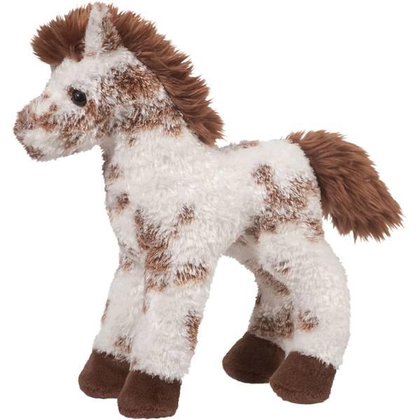 Stoney Appaloosa Horse Toy
