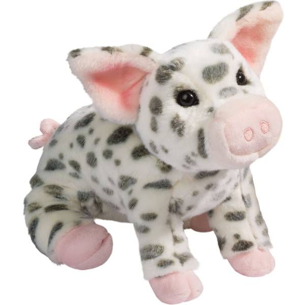 Pauline Spotted Pig Plush