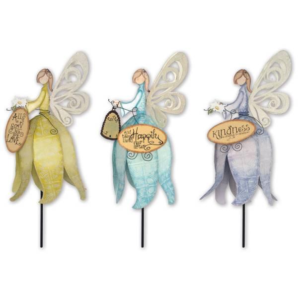 Fairy Whispers Pot Sticker Assortment
