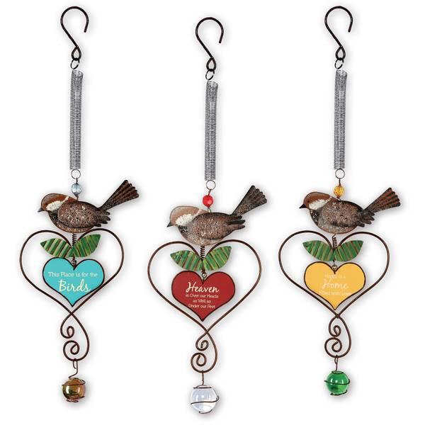 Birds of a Feather Sparrow Bouncy Assortment