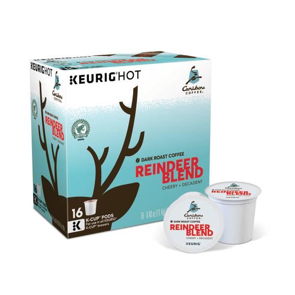 Caribou Coffee Reindeer Blend