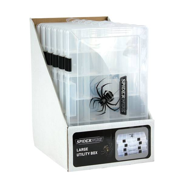 SpiderWire Large Tackle Box