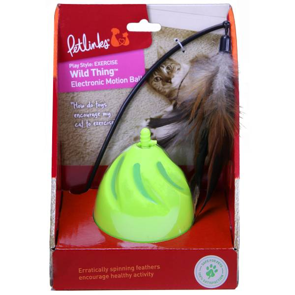 Wild Thing Motion Cat Toy