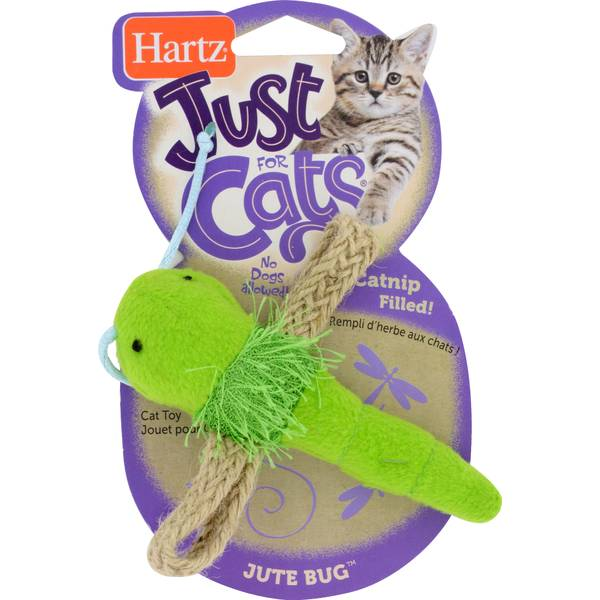 Just For Cats Jute Bug