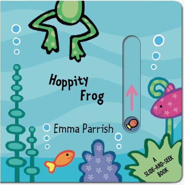 Hoppity Frog Slide & Seek Book