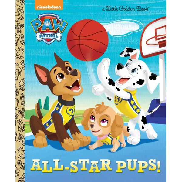 All Star Pups Paw Patrol