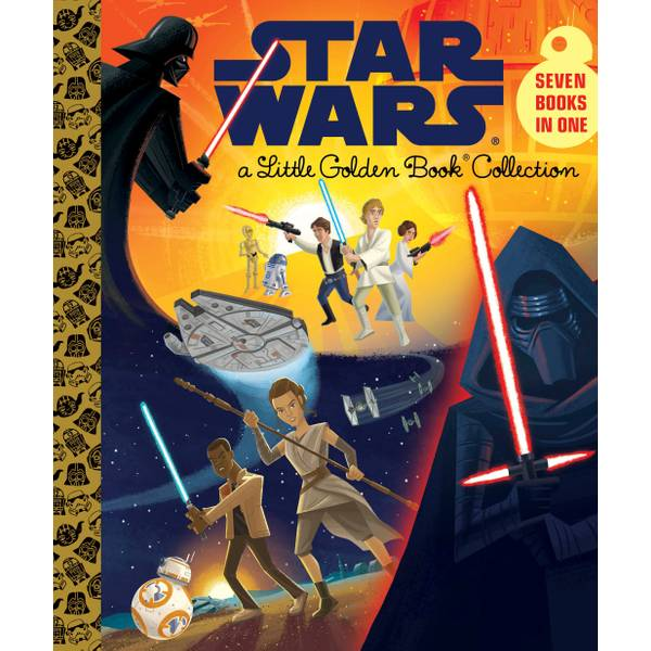 Star Wars Little Golden Book Collection