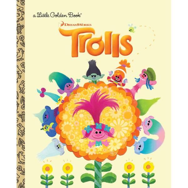 DreamWorks Trolls Book